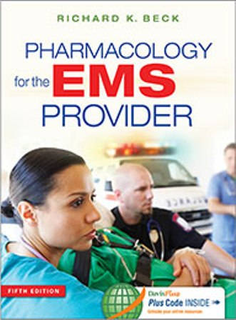 Test Bank for Pharmacology for the EMS Provider 5th Edition Beck