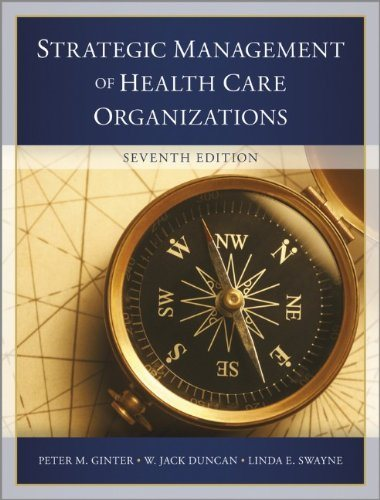 Test Bank for The Strategic Management of Health Care Organizations 7th Edition Ginter