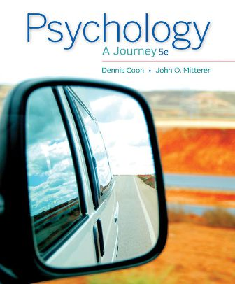 Solution Manual for Psychology: A Journey 5th Edition Coon