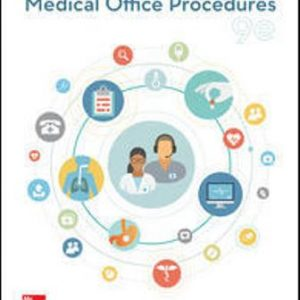 Test Bank for Medical Office Procedures 9th Edition Bayes