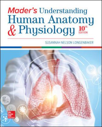 Solution Manual for Mader's Understanding Human Anatomy & Physiology 10th Edition Longenbaker