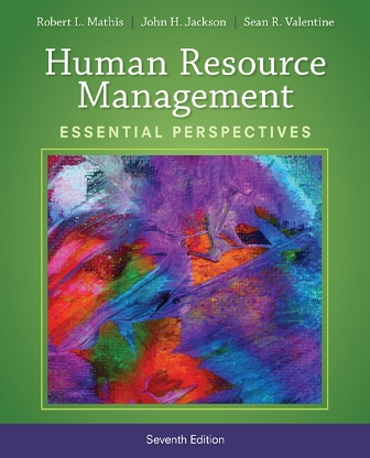 Test Bank for Human Resource Management: Essential Perspectives 7th Edition Mathis