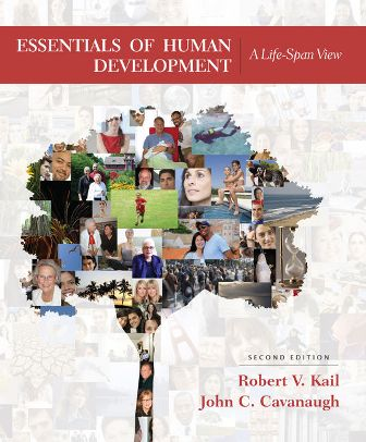Test Bank for Essentials of Human Development: A Life-Span View 2nd Edition Kail