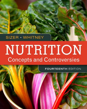 Test Bank for Nutrition: Concepts and Controversies 14th Edition Sizer