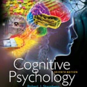 Test Bank for Cognitive Psychology 7th Edition Sternberg