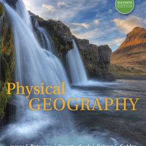 Test Bank for Physical Geography 11th Edition Petersen