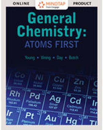 Test Bank for General Chemistry: Atoms First 1st Edition Young