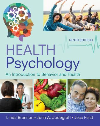 Test Bank for Health Psychology 9th Edition Brannon
