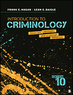 Test Bank for Introduction to Criminology Theories Methods and Criminal Behavior 10th Edition Hagan