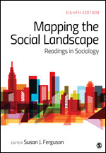 Test Bank for Mapping the Social Landscape Readings in Sociology 8th Edition Ferguson