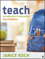Test Bank for Teach Introduction to Education 4th Edition Koch