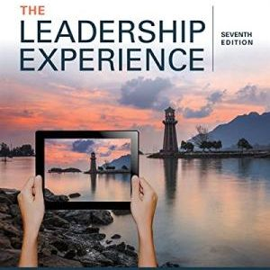 Test Bank for The Leadership Experience 7th Edition Daft