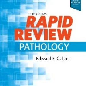 Test Bank for Rapid Review Pathology 5th Edition Goljan
