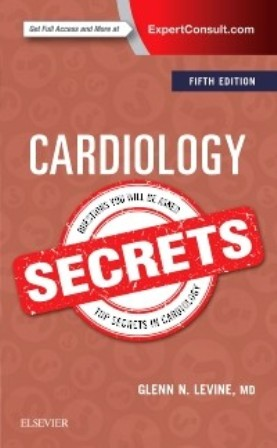 Test Bank for Cardiology Secrets 5th Edition Levine