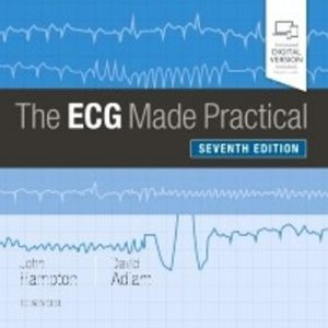 Test Bank for The ECG Made Practical 7th Edition Hampton