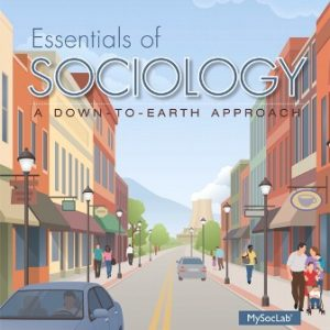 Test Bank for Essentials of Sociology 11th Edition Henslin