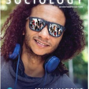 Test Bank for Sociology 17th Edition Macionis