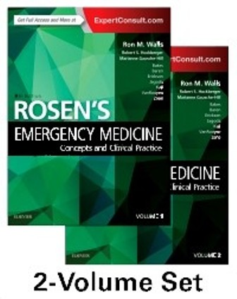 Test Bank for Rosen's Emergency Medicine Concepts and Clinical Practice 2-Volume Set 9th Edition Walls