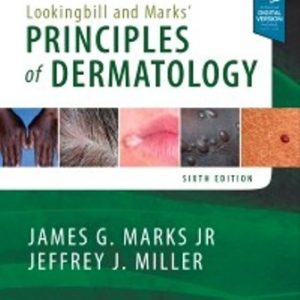 Test Bank for Lookingbill and Marks' Principles of Dermatology 6th Edition Marks