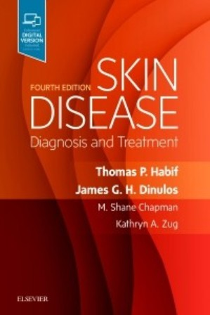 Test Bank for Skin Disease Diagnosis and Treatment 4th Edition Habif