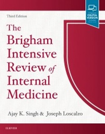 Test Bank for The Brigham Intensive Review of Internal Medicine 3rd Edition Singh