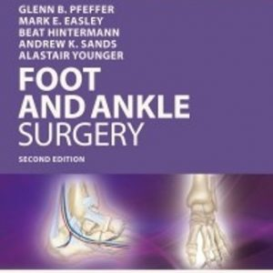 Test Bank for Operative Techniques Foot and Ankle Surgery 2nd Edition Pfeffer