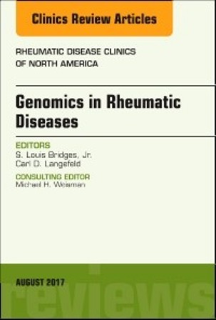Test Bank for Genomics in Rheumatic Diseases An Issue of Rheumatic Disease Clinics of North America 1st Edition Bridges