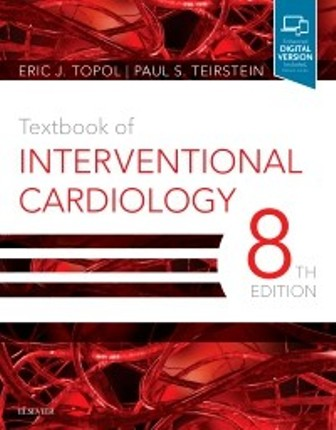 Test Bank for Textbook of Interventional Cardiology 8th Edition Topol
