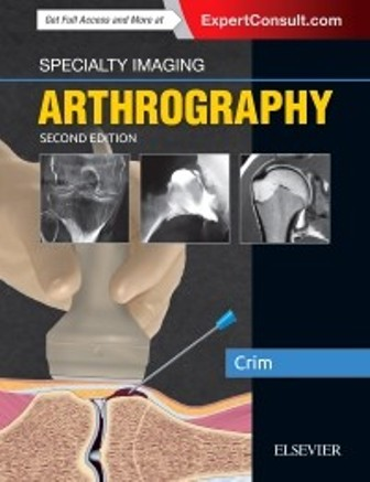 Test Bank for Specialty Imaging Arthrography 2nd Edition Crim