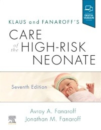 Test Bank for Klaus and Fanaroff's Care of the High-Risk Neonate 7th Edition Fanaroff