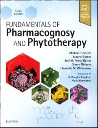 Test Bank for Fundamentals of Pharmacognosy and Phytotherapy 3rd Edition Heinrich