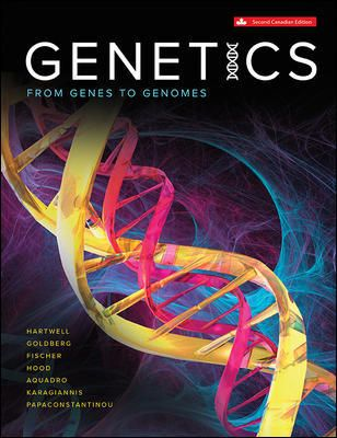 Instructor's Solution Manual for Genetics 2nd Canadian Edition Hartwell