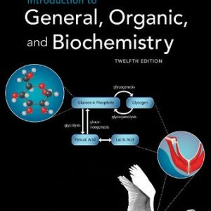 Instructor's Solution Manual for Introduction to General, Organic and Biochemistry 12th Edition Bettelheim