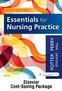 Test Bank for Essentials for Nursing Practice – Text and Study Guide Package 9th Edition Potter
