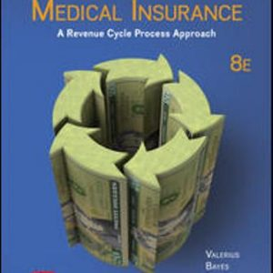 Solution Manual for Medical Insurance 8th Edition Valerius
