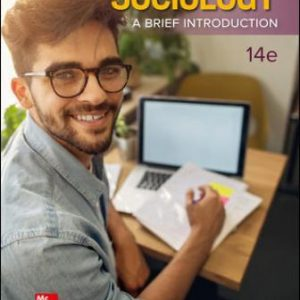 Test Bank for Sociology: A Brief Introduction 14th Edition Schaefer