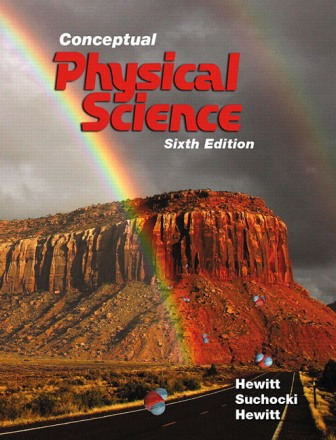 Solution Manual for Conceptual Physical Science 6th Edition Hewitt