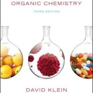 Test Bank for Organic Chemistry 3rd Edition Klein